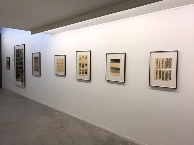 Exhibition view: Bruno V. Roels, Looking for Paradise, Gallery FIFTY ONE, Antwerp (7 December 2019–1 February 2020). Courtesy Gallery FIFTY ONE.