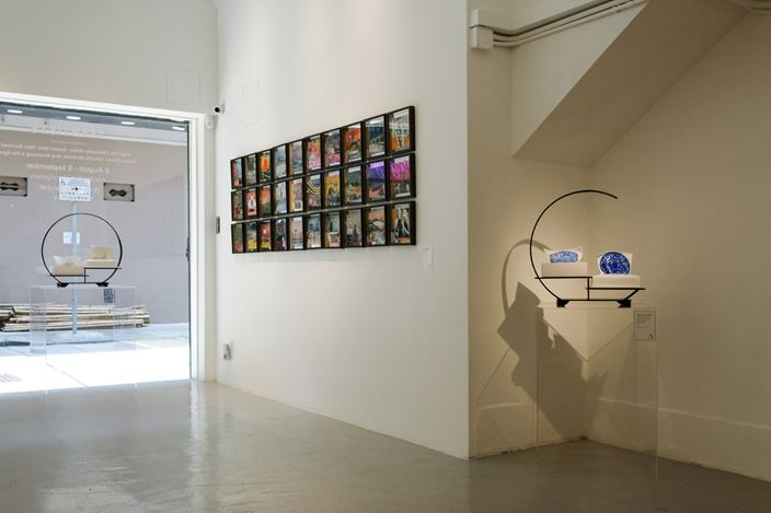 Exhibition view: Group show, #8ARTISTS, A2Z Art Gallery, Hong Kong (8 August–29 September 2019). Courtesy A2Z Art Gallery.