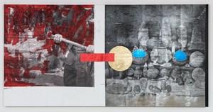 Ceramics I by Brook Andrew contemporary artwork