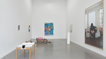 Contemporary art exhibition, Group Exhibition, Nudes at Sadie Coles HQ, London