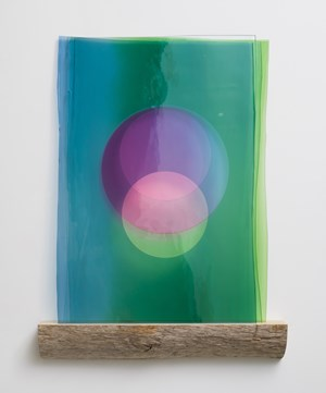 Unthought thought (future) by Olafur Eliasson contemporary artwork