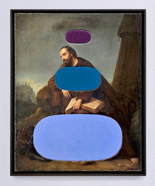 Literacy I by Stefan Sagmeister contemporary artwork
