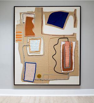 Haider by Laurence Leenaert contemporary artwork