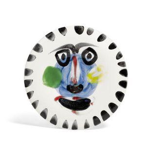 Visage no.202 by Pablo Picasso contemporary artwork sculpture