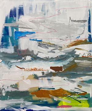 Sea scene no.16 by I-Chin Liao contemporary artwork