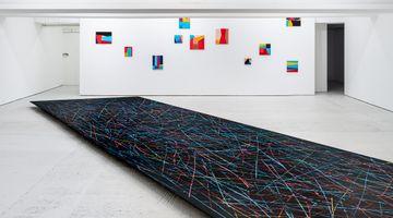Contemporary art exhibition, Alice Anderson, Hyperlinks at KÖNIG GALERIE, London, United Kingdom