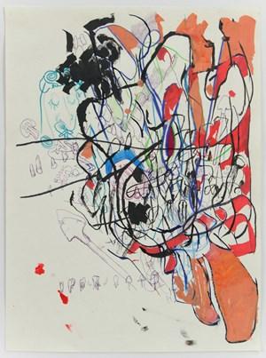 2.12.18.2 by Elliott Hundley contemporary artwork