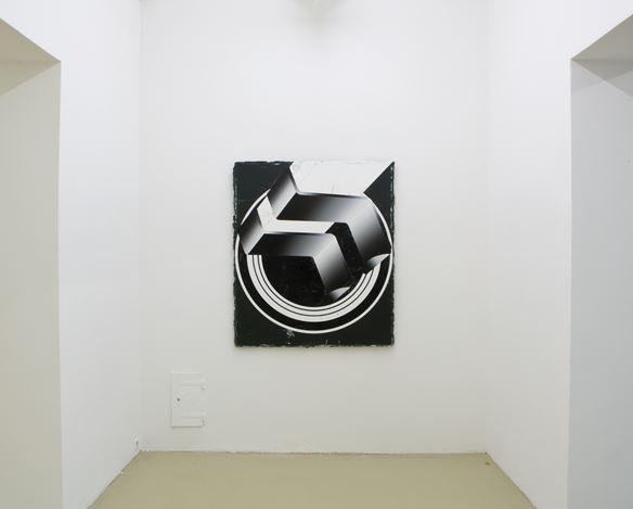 Exhibition view: Vladimir Houdek, Sediment,Krinzinger Projekte, Vienna (28 November 2019–8 February 2020). Courtesy Galerie Krinzinger.