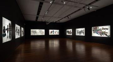Roslyn Oxley9 Gallery contemporary art gallery in Sydney, Australia