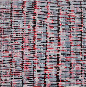 Stripes 1 条纹1 by Doris Ernst contemporary artwork