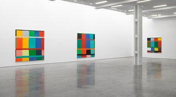 Contemporary art exhibition, Stanley Whitney, In the Color at Lisson Gallery, West 24th Street, New York