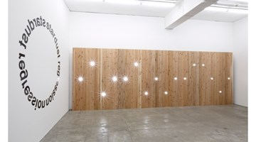 Contemporary art exhibition, Liam Gillick, Stardust Expression at Taro Nasu, Tokyo