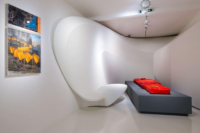Exhibition view: Group Exhibition, 20th Century Masters, Galerie Gmurzynska, Zurich (15 May–30 September, 2017). Courtesy Galerie Gmurzynska.