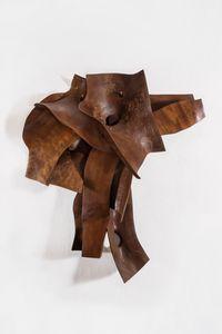 Pele XVI by Marcelo Silveira contemporary artwork sculpture