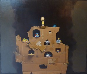 """TOYS """"R"""" US by Zhang Jian contemporary artwork"""