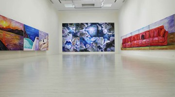 Contemporary art exhibition, Liu Weijian, Solo Exhibition: I Love You at ShanghART, Beijing