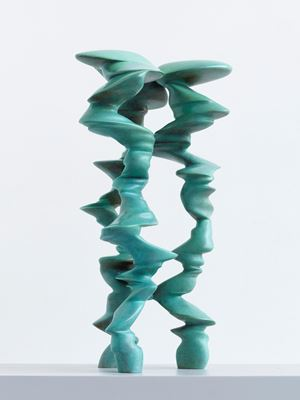 Points of View by Tony Cragg contemporary artwork