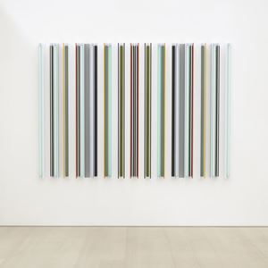 Kilts by Robert Irwin contemporary artwork
