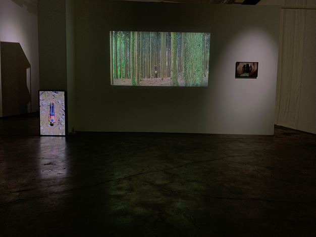 Installation view: Tong Wenmin,Escape From Discipline, A Thousand Plateaus Art Space, Chengdu (8 April–9 June 2019). CourtesyA Thousand Plateaus Art Space, Chengdu.