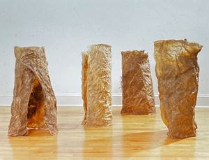 Cedar Forest by Bilge Friedlaender contemporary artwork