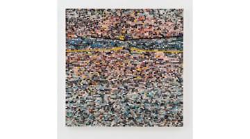 Contemporary art exhibition, Jack Whitten, A Special Presentation at Hauser & Wirth, 548 West 22nd Street, New York