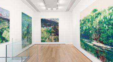 Contemporary art exhibition, Alexandre Lenoir, sous le niveau de la mer at Almine Rech, Avenue Matignon, Paris