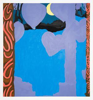 Love Trees by Elizabeth Mcintosh contemporary artwork