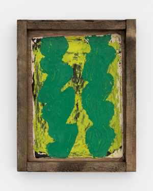 1934 - 1974 (2G) by Alvaro Barrington contemporary artwork