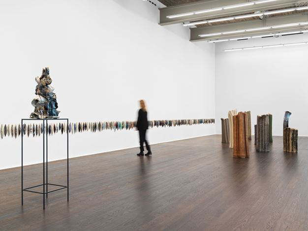 Exhibition view:David Zink Yi,Rare Earths, Hauser & Wirth, Zürich (17 January–29 February 2020).© David Zink Yi.Courtesy the artist and Hauser & Wirth.