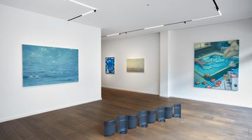 Contemporary art exhibition, Group Exhibition, This is Water at WORKPLACE Regent's Canal, London, United Kingdom
