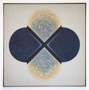 Centrovision 713 by Mahirwan Mamtani contemporary artwork