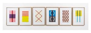 The Passengers No 6 by Peter Atkins contemporary artwork