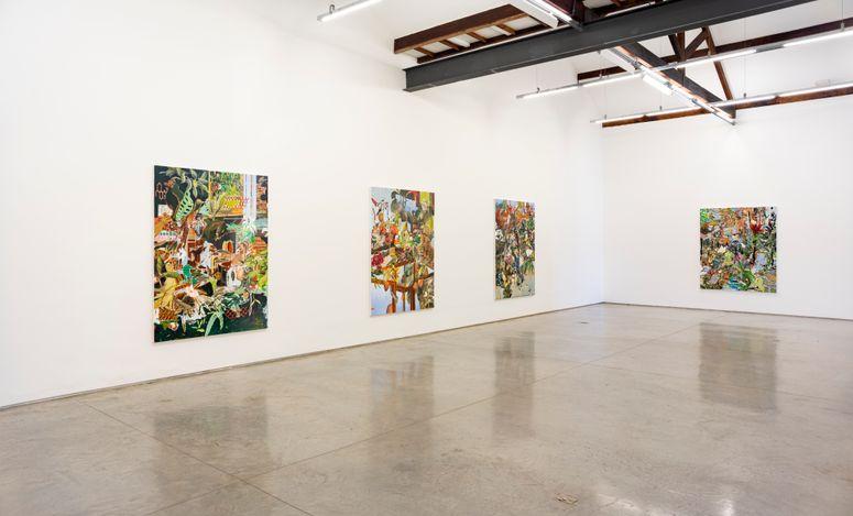 Exhibition view: Lucia Laguna, Se hace camino al andar, Fortes D'Aloia & Gabriel, São Paulo (13 March–15 May 2021). Courtesy Fortes D'Aloia & Gabriel, São Paulo/Rio deJaneiro.Photo: Eduardo Ortega.