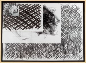 The way things grow IV by Iñaki Chávarri contemporary artwork painting, works on paper, drawing