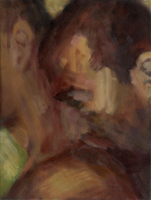 Fled Tears//Eaten by Jake Grewal contemporary artwork