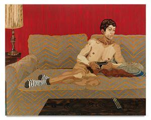 Sketch for a Still Life by Alison Elizabeth Taylor contemporary artwork