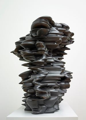Group by Tony Cragg contemporary artwork