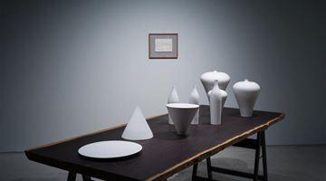 Contemporary art exhibition, Enrico Castellani, Piero Manzoni, Kuroda Taizo, nullus at The Club, Tokyo
