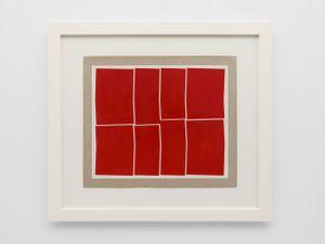 Untitled (Metaesquema) by Hélio Oiticica contemporary artwork