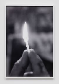 Match fire #4 (The Modernist) by Catherine Opie contemporary artwork photography