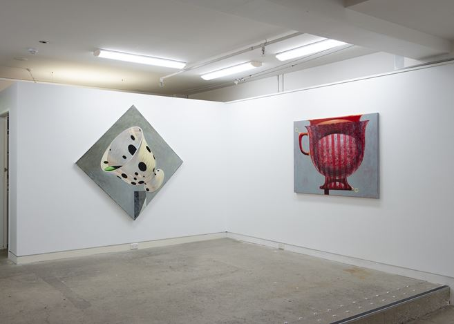 Exhibition view, Derek Cowie, Page Blackie Gallery (4–27 April 2019). Courtesy Page Blackie Gallery.