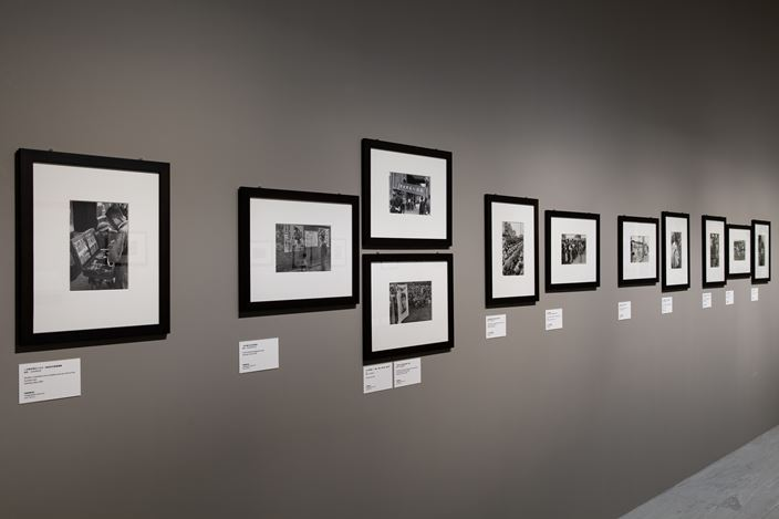 Exhibition view: Henri Cartier-Bresson: China 1948-1949 | 1958, Taipei Fine Arts Museum, Taiwan (20 July–1 November 2020). Courtesy Taipei Fine Arts Museum, Taiwan.