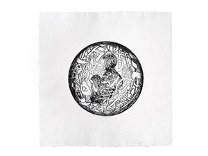 Alchimistes 6 by Jaume Plensa contemporary artwork