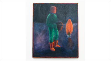 Contemporary art exhibition, William Bennett, Polyester Soldiers, Stitch Witches at Jhana Millers, Wellington