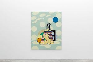 The Show 2 by Farah Atassi contemporary artwork