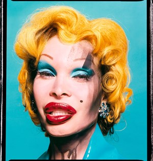 My Own Marilyn by David LaChapelle contemporary artwork