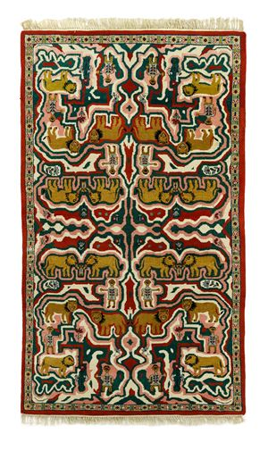 Untitled (Carpet) by Meera Mukherjee contemporary artwork sculpture