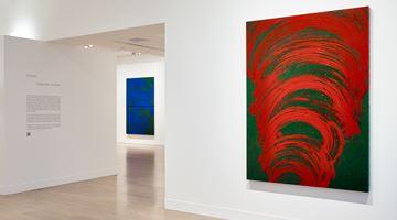 Contemporary art exhibition, Fabienne Verdier, Vortex at Waddington Custot, London