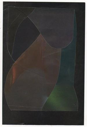 Ad Reinhardt by Ed Bats contemporary artwork