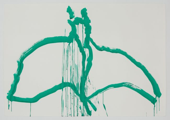 Ocean Drawing 5 by Joan Jonas contemporary artwork